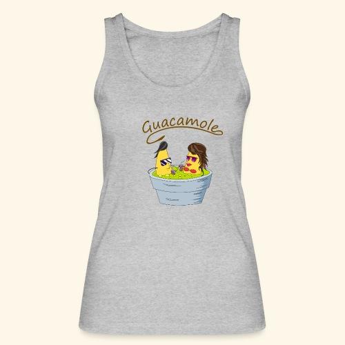 Guacamole - Camiseta de tirantes ecológica mujer de Stanley & Stella
