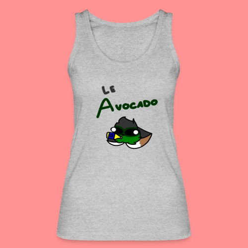 Le Avocado - Women's Organic Tank Top by Stanley & Stella