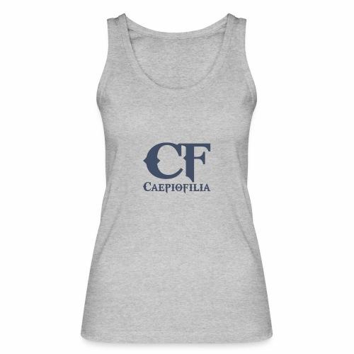 Caepiofilia Marino - Camiseta de tirantes ecológica mujer de Stanley & Stella