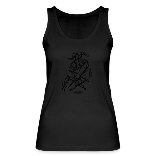 Tattoo Design / tattoo studio / RattatattooZwolle - Vrouwen bio tanktop van Stanley & Stella
