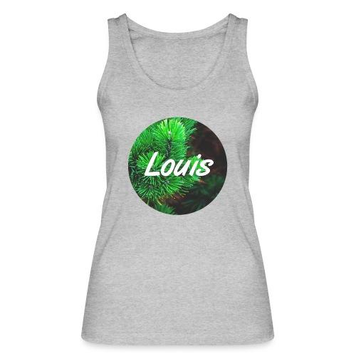 Louis round-logo - Frauen Bio Tank Top von Stanley & Stella