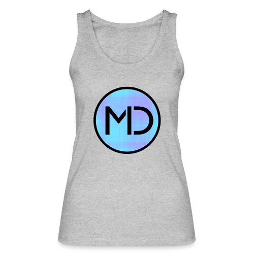 MD Blue Fibre Trans - Women's Organic Tank Top by Stanley & Stella