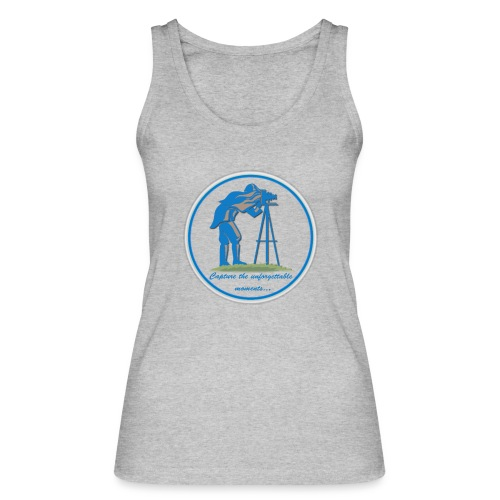 Logo Capture the Moment - Women's Organic Tank Top by Stanley & Stella