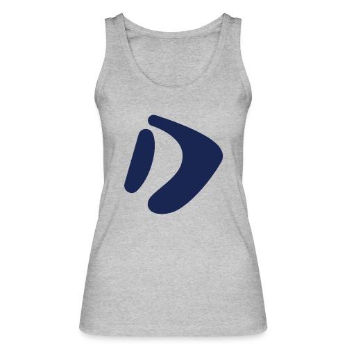 Logo D Blue DomesSport - Frauen Bio Tank Top von Stanley & Stella