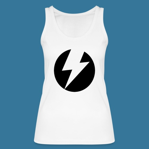 BlueSparks - Inverted - Women's Organic Tank Top by Stanley & Stella