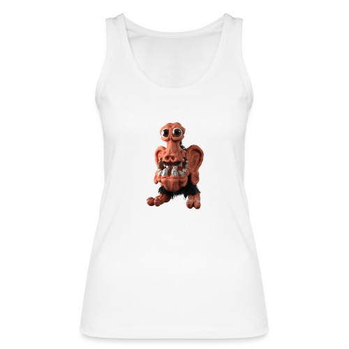 Very positive monster - Women's Organic Tank Top by Stanley & Stella