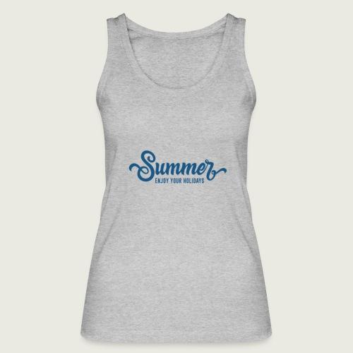 Summer - Débardeur bio Femme