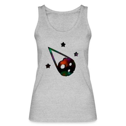 logo interestelar - Camiseta de tirantes ecológica mujer de Stanley & Stella