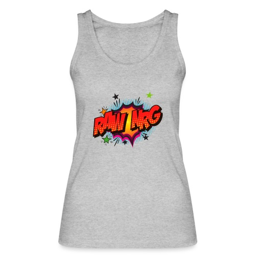 Raw Nrg comic3 - Women's Organic Tank Top by Stanley & Stella