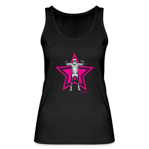 Hazy Logo - Frauen Bio Tank Top von Stanley & Stella