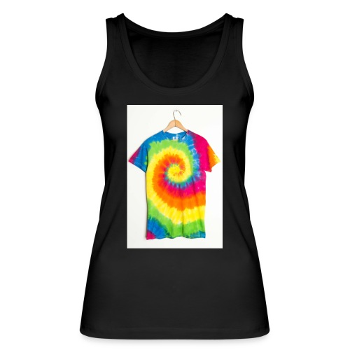 tie die small merch - Women's Organic Tank Top by Stanley & Stella