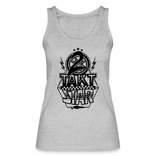 2-Takt-Star / Zweitakt-Star - Women's Organic Tank Top by Stanley & Stella