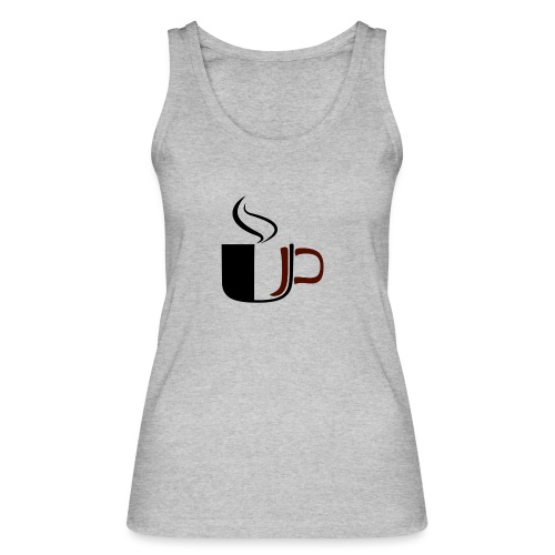 JU Kahvikuppi logo - Stanley & Stellan naisten luomutanktoppi