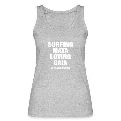 SURFING MAYA LOVING GAIA - Top ecologico da donna di Stanley & Stella