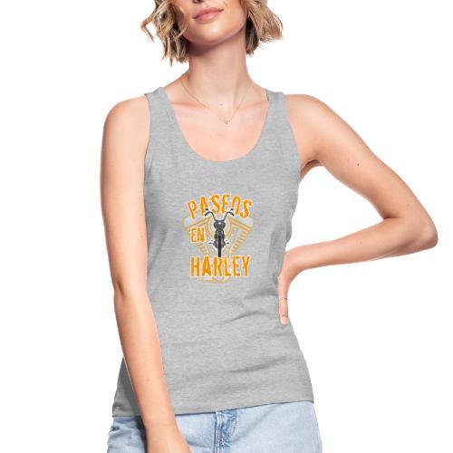 Paseos en H a r l e y - Camiseta de tirantes ecológica mujer de Stanley & Stella