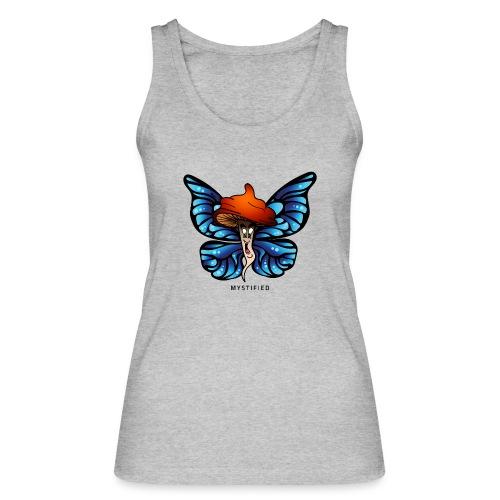 Mystified Butterfly - Vrouwen bio tanktop van Stanley & Stella