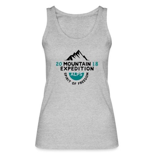 MOUNTAIN EXPECTION - ALPS - Top ecologico da donna di Stanley & Stella