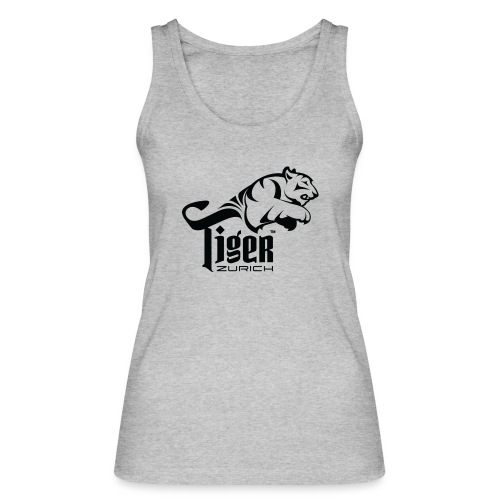 TIGER ZURICH digitaltransfer - Frauen Bio Tank Top von Stanley & Stella