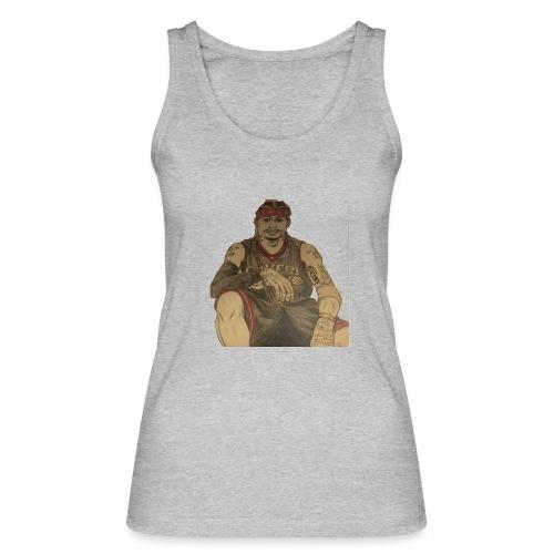 jugador - Camiseta de tirantes ecológica mujer de Stanley & Stella