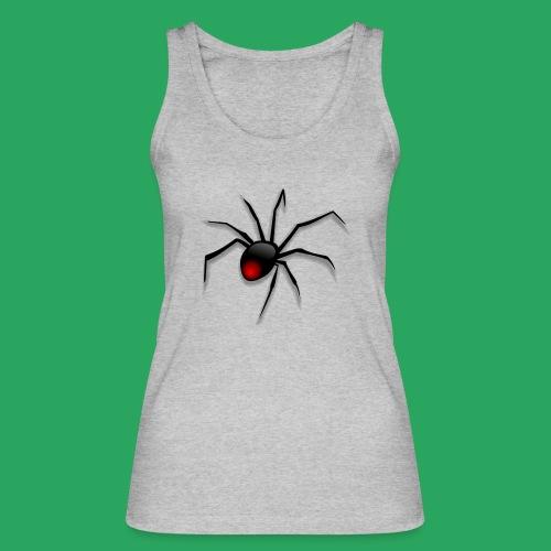 spider logo fantasy - Top ecologico da donna di Stanley & Stella