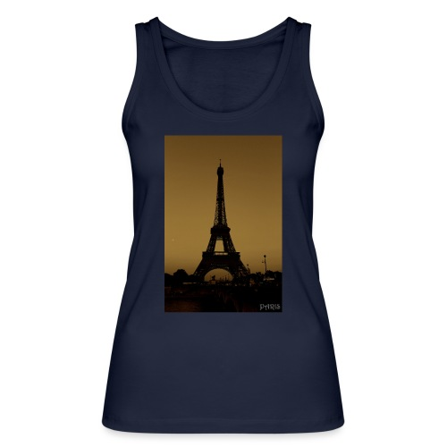 Paris - Women's Organic Tank Top by Stanley & Stella