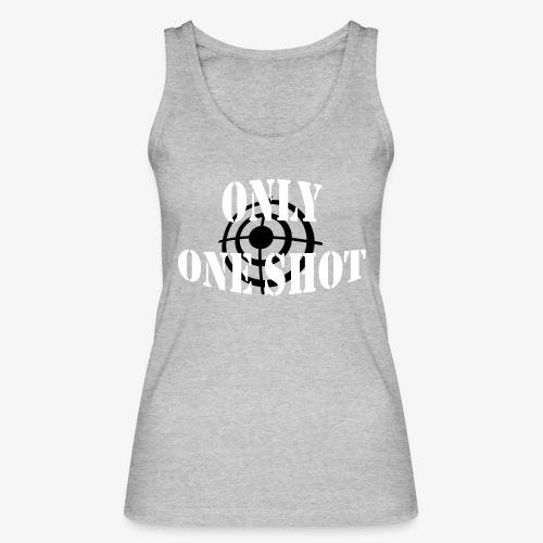 Only one shot - Débardeur bio Femme
