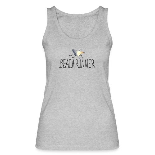 beachrunner - Frauen Bio Tank Top von Stanley & Stella