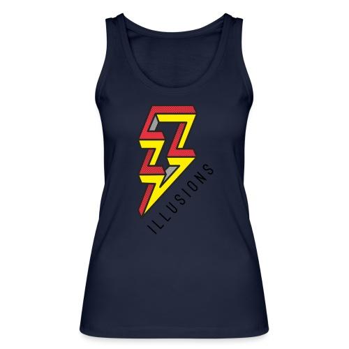 ♂ Lightning - Frauen Bio Tank Top von Stanley & Stella