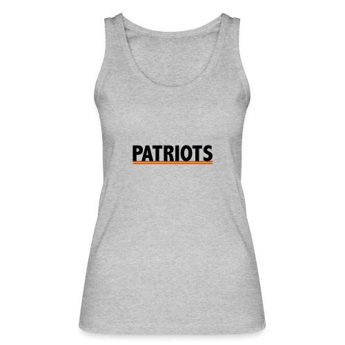 patriots españa - Camiseta de tirantes ecológica mujer de Stanley & Stella