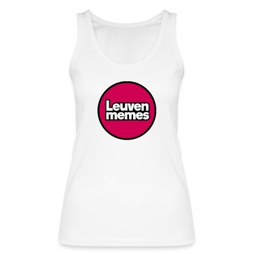 Logo LeuvenMemes - Débardeur bio Femme