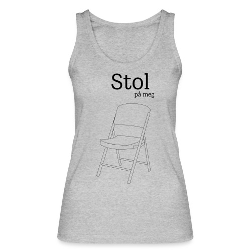 Stol på meg - Økologisk singlet for kvinner fra Stanley & Stella