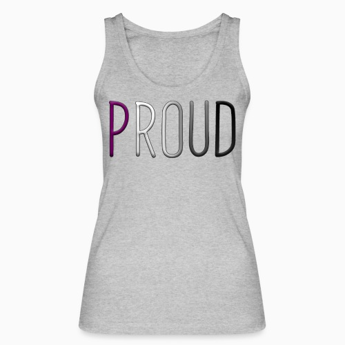 Proud Asexual - Women's Organic Tank Top by Stanley & Stella