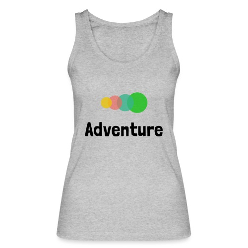 Pure Adventure - Women's Organic Tank Top by Stanley & Stella