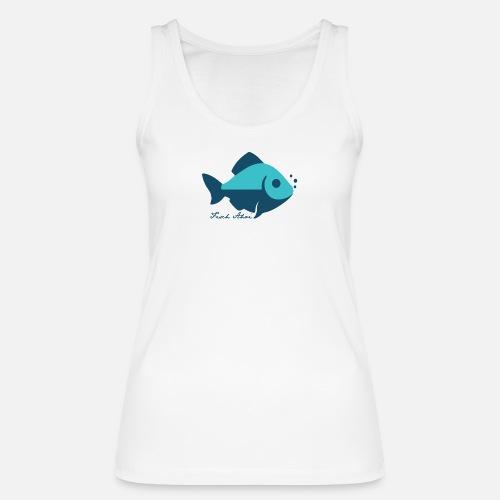Fisch Ahoi - Frauen Bio Tank Top von Stanley & Stella