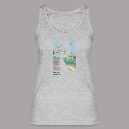 Immer wieder Neuss Tshirt für Kinder von MaximN - Frauen Bio Tank Top von Stanley & Stella