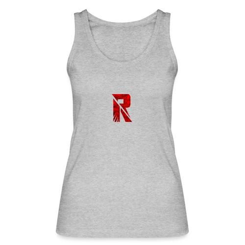 RaZe R Logo - Women's Organic Tank Top by Stanley & Stella