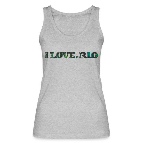 ILOVE.RIO TROPICAL N ° 3 - Women's Organic Tank Top by Stanley & Stella