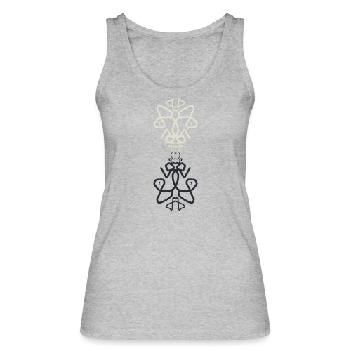 Mandala piece - Women's Organic Tank Top by Stanley & Stella