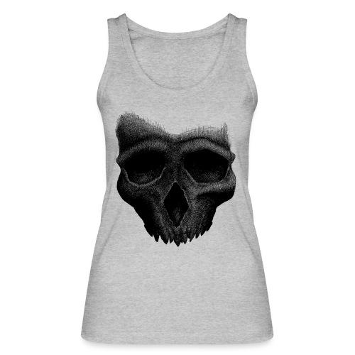Simple Skull - Débardeur bio Femme