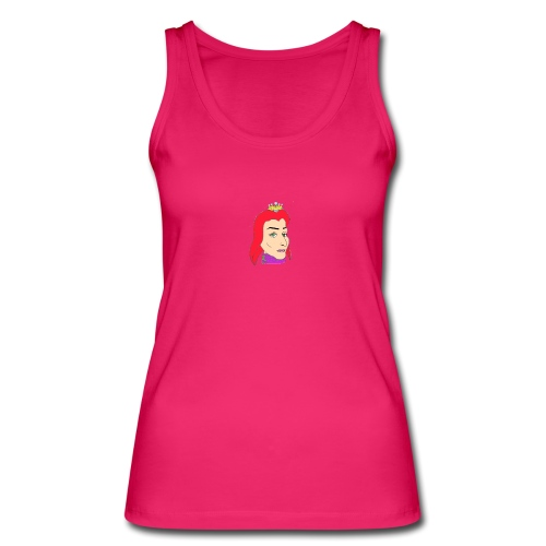 queen - Camiseta de tirantes ecológica mujer de Stanley & Stella