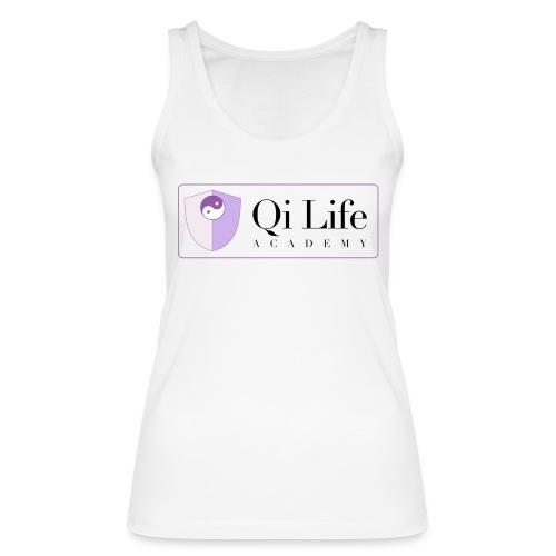 Qi Life Academy Promo Gear - Women's Organic Tank Top by Stanley & Stella