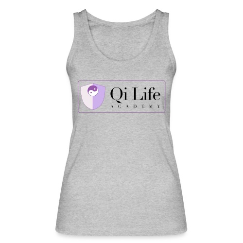 Qi Life Academy Promo Gear - Women's Organic Tank Top by Stanley & Stella