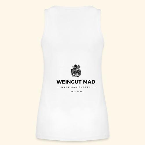 Weingut MAD - Frauen Bio Tank Top von Stanley & Stella