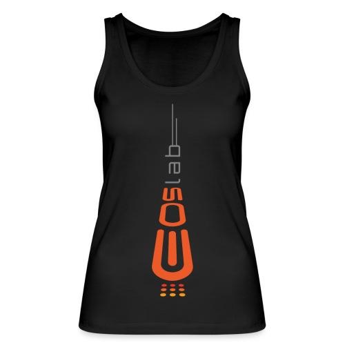 EOS Lab - Camiseta de tirantes ecológica mujer de Stanley & Stella