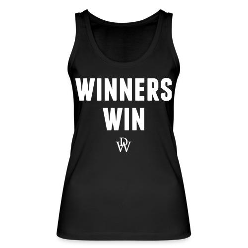 Winners win - Women's Organic Tank Top by Stanley & Stella