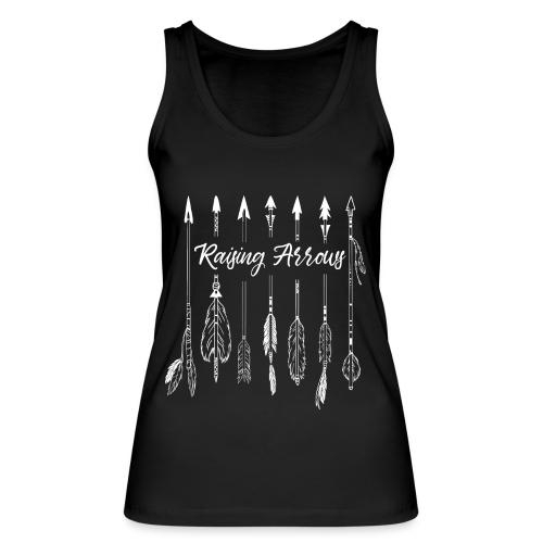 Raising Arrows - Frauen Bio Tank Top von Stanley & Stella