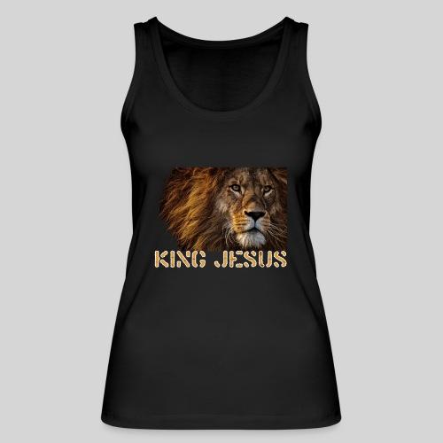König Jesus der Löwe von Juda - Frauen Bio Tank Top von Stanley & Stella