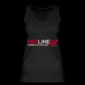 Redline69 Media Logo - Women's Organic Tank Top by Stanley & Stella