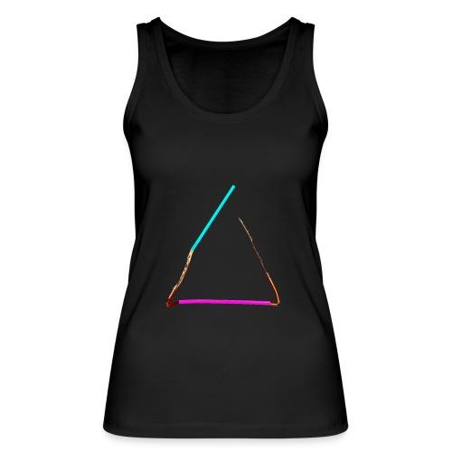 3eck - Dreieck - triangle - Frauen Bio Tank Top von Stanley & Stella