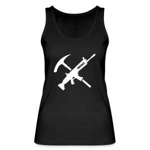 Fortnite Battle Royale Tools of the Trade - Women's Organic Tank Top by Stanley & Stella